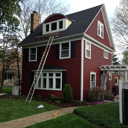 Howell Exterior Painting