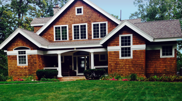 Grosse Pointe Farms Exterior Painting